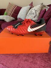 Boys Nike JR Tiempo Legend VII FG, UK Size 4.5, Brand New