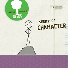Seeds Family Worship - Seeds of Character (Vol. 6) [New CD]