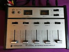 8 Kanal Stereo Mischpult Monacor MPX 3000