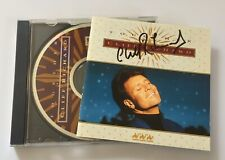 More details for cliff richard ( signed autographed ) together with cliff original 1991 cd album