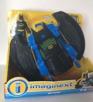 Fisher Price Imaginext DC Super Friends Gotham City Batwing Batman New in Box