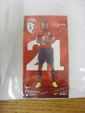 2013/2014 Lille: Loto/Trade Card - Julian Jeanvier (unused). Any faults with thi