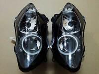 YZF-R1 Assembly 08 YZFR1 HeadLamp Headlight 07 Front Light 2007-2008 For Yamaha