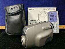 Kyocera Yashica Samurai 4000iX 30-120mm Zoom Aps Film Camera Working