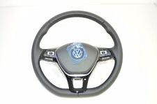 VW Golf 7 Passat B8 orig Sport Lenkrad Leder mit MFA+Schaltwippen+Airbag Neu!
