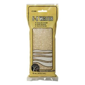 Woodland Scenics C1206 E-Z Water 28 cu. in. Heat & Pour for Lakes & Rivers