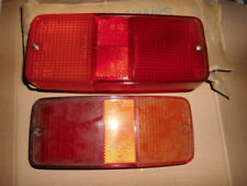 CLASSIC FORD PICK UP REAR LIGHT LENSES 75DB 13405 AA N.O.S.