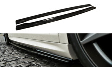 SIDE SKIRTS ADD-ON DIFFUSERS VW PASSAT CC R36 RLINE (2008-2012)
