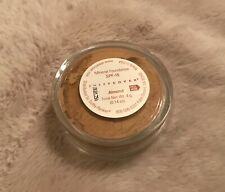 Sheer Cover Mineral Foundation~ALMOND 4g~ New & Factory Sealed
