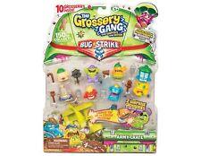 Grossery Gang 10 Pack & Crossbow Series 4 - Bug Strike