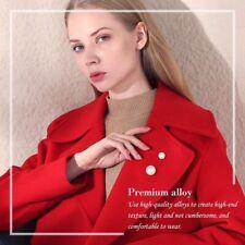 Fashion Pearl Brooch Fashion Pearl Brooch - Women Lapel Anti-Glare Safety Brooch
