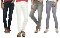 NEW SONOMA Women's Skinny Jeans Mid Rise size 4, 6, 10, 14, 16, 18
