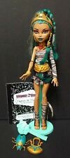 MONSTER HIGH NEFERA DE NILE COMPLETE FIGURE WITH ACCESSORIES