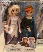 Reine des Neiges II POUPEE ELSA SINGING CHANTANT Disneyland Paris FROZEN 2