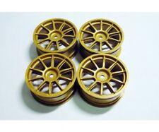 Tamiya 300051022 - 1:10 Felgen Subaru Impreza gold24,5mm(4) - Neu