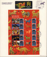 More details for (74215q) gb benham fdc year of dog smilers london wc 2017 no. 13 of 150