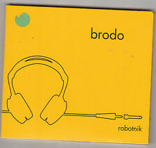 BRODO - robotnik CD