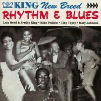 KING NEW BREED RHYTHM & BLUES - New & Sealed R&B Northern Soul CD (Kent) 60s Mod