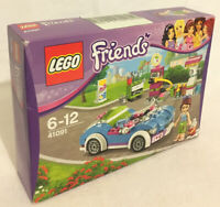 Lego Friends 41091 Mia's Roadster 2015 Brand New & Sealed Retired Discontinued