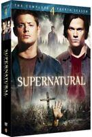 Neuf Supernatural Saison 4 DVD