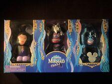 "New ListingDisney 3"" Vinylmation The Little Mermaid D23 Ursula Set"