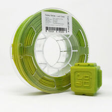 GO-3D Lush Green Gold Flake Glittery Temp Color Change 3D Printing PLA Filament