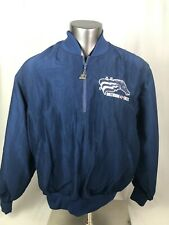 BALTIMORE COLTS VINTAGE 1990'S CFL STARTER PULL-OVER JACKET ADULT LARGE