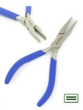 SMOOTH FLAT NOSE JAWS JEWELLERY JEWELRY WATCH MAKING FORMING BEADING DIY PLIERS