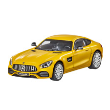 Mercedes benz c 190-AMG GT coupé Facelift Yellow 1:43 nuevo embalaje original