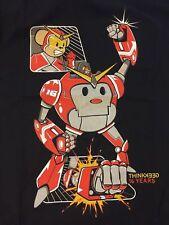Robo Robot Timmy ThinkGeek 16 Years Black Medium T-Shirt Brand New