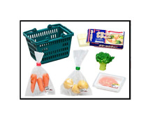 R043 Supermarket Series Fresh Food Carrot Pork Potato  Miniature Rement #4 2018