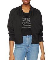 Cheap Monday Women's Ash Sweat Bomber Jackets Size XS RRP£55 (2572)
