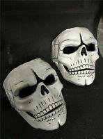 Skeleton Full Face Mask 007 Spectre Cosplay Frp Props James Bond Unisex Newly++