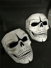 Mens FRP Skull Skeleton Full Face Mask Cosplay Cos Props James Bond 007 Spectre