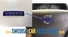 Volvo Logo Steering Wheel Airbag Badge Emblem 31467395 (46x10.5mm) Genuine