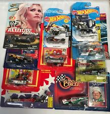 DRAGSTERS AND FUNNY CARS 1/64
