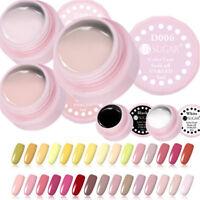12Pcs Nail Gel Polish UV Gel Varnish Soak off UV/LED Nail Art  Lot 5ml