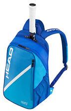 Cabeza Mochila Bolsa De Raqueta De Tenis Raqueta De Elite-Azul-reg $50