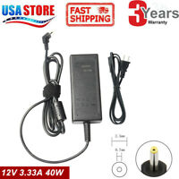 Adapter Charger for Samsung Chromebook 3 11.6 Pro Plus Google 2018 Slim Laptop