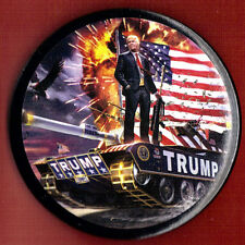 "2016 Donald Trump 3"" (Large Size) / Election Victory Celebration Button(Pin 08V)"