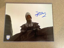 John Cleese Signed Monty Python And The Holy Grail 8x10 Official Pix Autograph