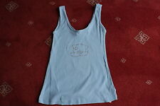 LOVELY LADIES BLUE TOP SIZE 8