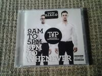 THE YOUNG PROFESSIONALS - 9 AM To 5 PM, 5PM To Whenever - CD - Explicit, NEW OOP