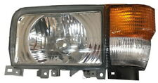 New Driver Side 3pc Headlight FOR 1995 1996 1997 1998 1999-2010 Nissan UD1400