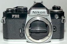 Nikon FE2 film camera body only