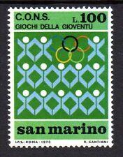 San Marino 1973 Youth games Mi. 1028 MNH