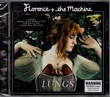 FLORENCE + THE MACHINE-Lungs CD-Bonus Track-Brand New