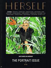 HERSELF Magazine #1 KATE MOSS Lula ANGELINA JOLIE Madonna SCARLETT JOHANSSON