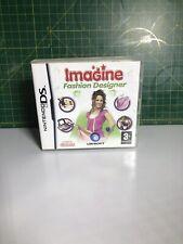 Nintendo DS Imagine Fashion Designer Game