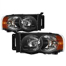 Spyder Auto 5014313 XTune Crystal Headlights Fits Ram 1500 Ram 2500 Ram 3500